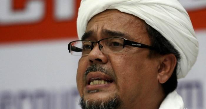 Polda Metro: Polisi Siap Tangkap Habib Rizieq!
