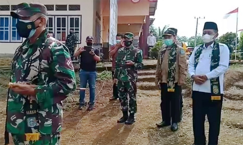H Mashuri: Terimakasih TNI, TMMD Rampung