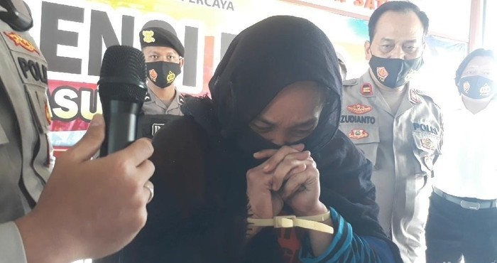 Bunuh Diri yang Jadi Alibi Gagal Istri Siri Gorok Suami