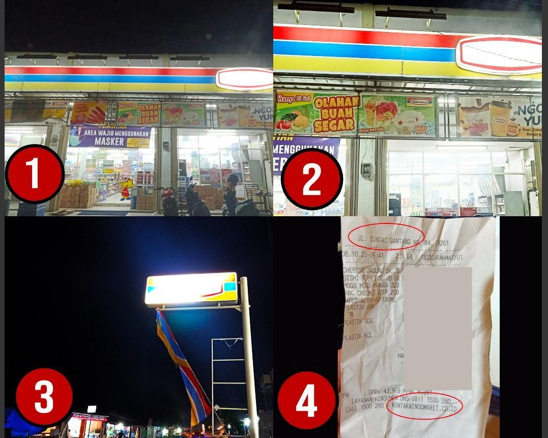 Al Huda: Diam-diam Bisnis Waralaba Indomaret Berkedok Brand Lokal Telah Beroprasi di Inhil, DPMPTSP: