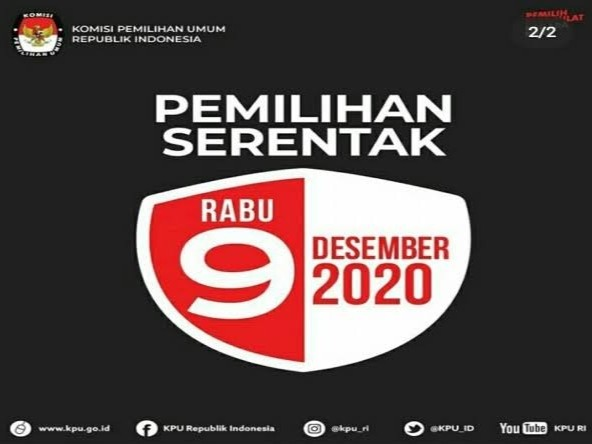 Jumlah DPT 9 Pilkada di Riau 2,45 Juta, Terbanyak di Rohil 397 Ribu, Ini Datanya