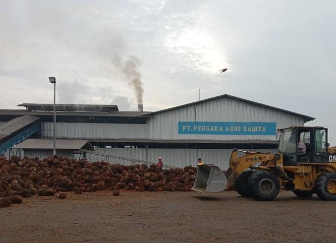 Disbun Riau Janji Selidiki Kenapa PT PAS Membeli TBS Warga Dengan Harga Rendah