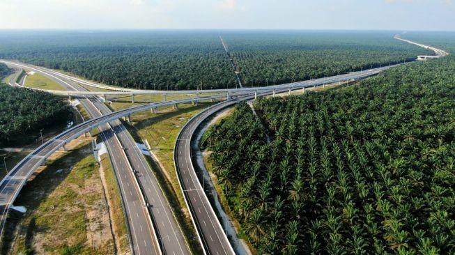 Tol Pekanbaru - Rengat Sepanjang 206 Kilometer Akan Segera Disosialisasikan