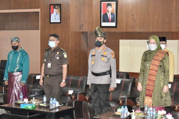 Hari Jadi Provinsi Riau ke-64, Polres Inhu Siap Dukung Percepatan Riau Berdaya Saing