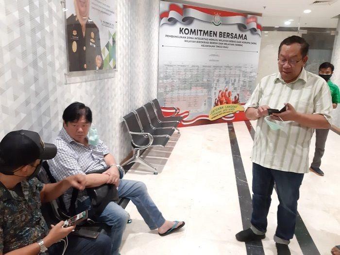 Lari, Koruptor dari Maluku Ditangkap di Pekanbaru