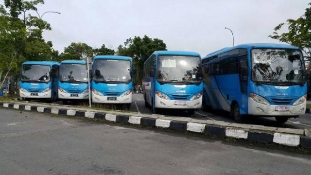 Bus Vaksin Covid-19 Travel di Pekanbaru Kembali Beroperasi, Kuota Sesuai Permintaan