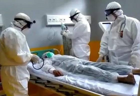 107 Pekanbaru, 62 Inhu, 32 Bengkalis, 21 Dumai, Tambah 281 Positif Corona di Riau, 102 Pasien Dinyatakan Sembuh