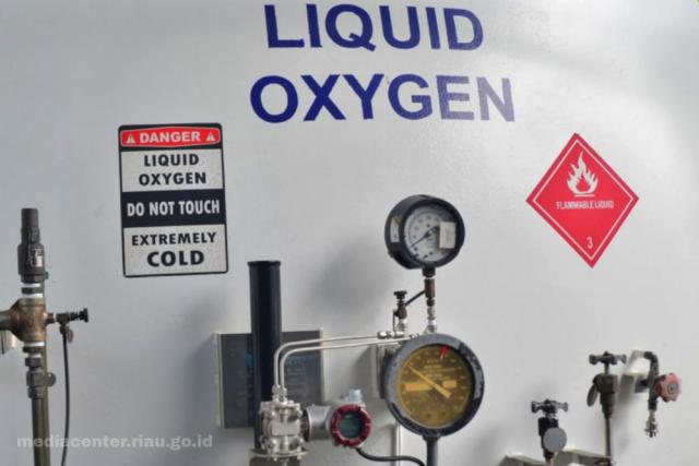 Tersedia Stok 240 Ton, Gubernur Riau Minta Bupati Melapor Jika Kekurangan Oksigen