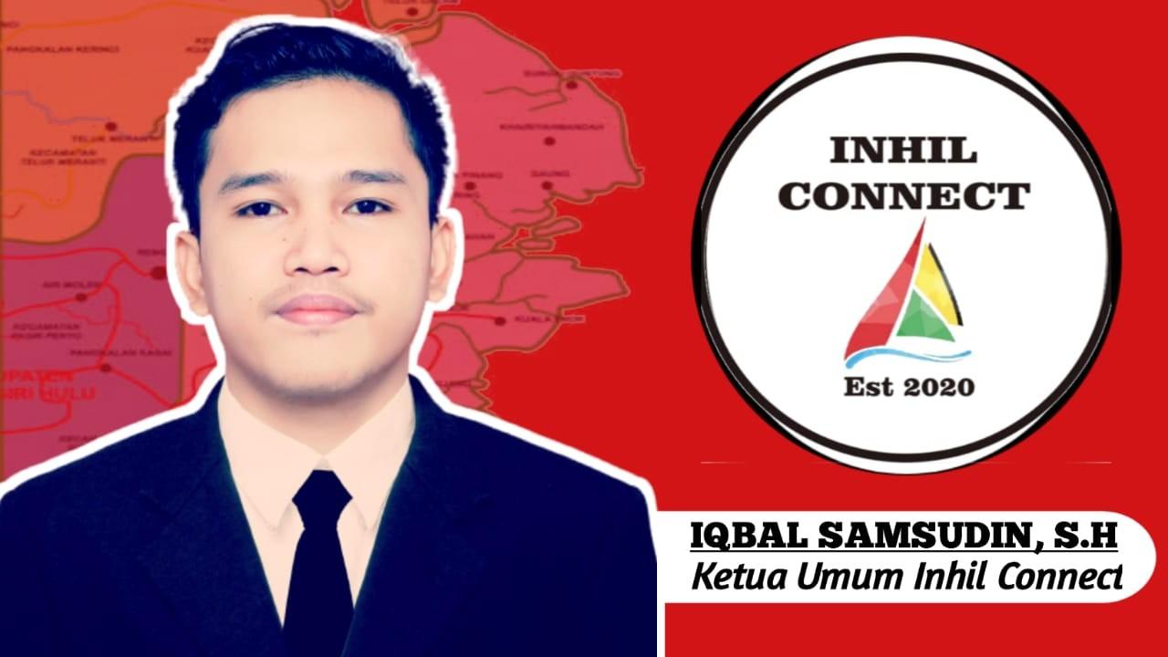 Dorong Pembentukan Inhil Connect, Iqbal: Pemuda Harus Berperan