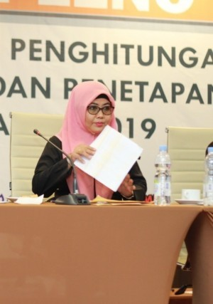 Ahdiyenti: Salinan DPT Tidak Menampilkan Informasi NIK dan NKK Pemilih Secara Utuh