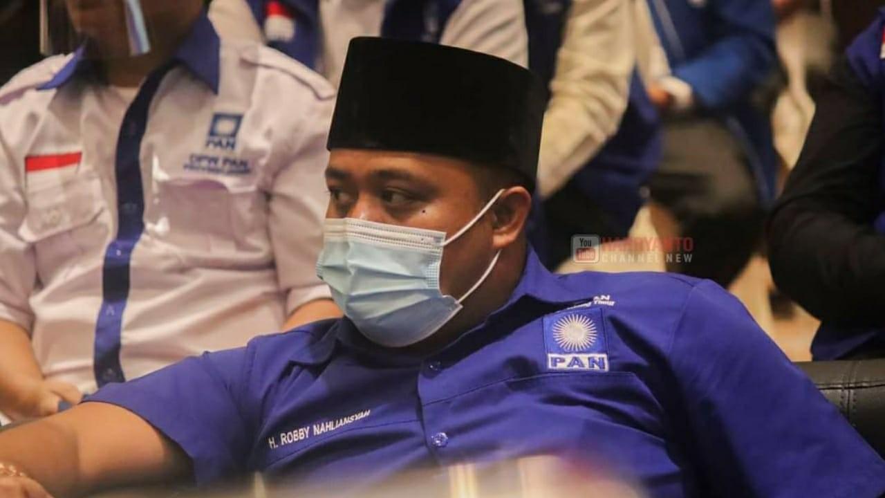 Ketua PAN Tanjabtim : Seluruh Anggota Dewan dari PAN Kita Kerahkan Jadi Saksi TPS