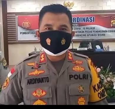 Kapolres Muarojambi Perintahkan Tindak Tegas Oknum Pengacau di TPS