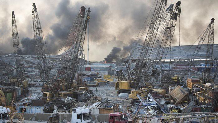 Apa Itu Amonium Nitrat yang Diduga Sebabkan Ledakan Beirut Lebanon?