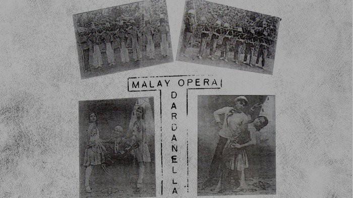 Kelompok Dardanella Mengejek Tuan Kolonial dari Panggung Sandiwara