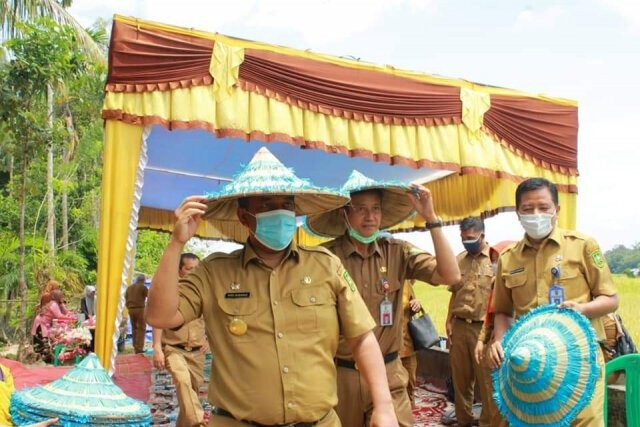 Muncul Klaster WSN, Pjs Bupati Kuansing Minta Perusahaan Bertanggung Jawab