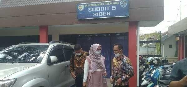 Diduga Menghina dan Timbulkan Kemarahan Suku Sakai, Wanita Asal Bengkalis Diperiksa Ditreskrimsus Polda Riau