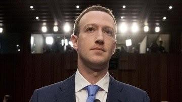 FB Down, Mark Zuckerberg Rugi Rp. 99T