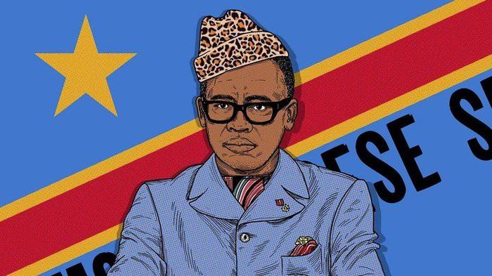 Di Sini Ada Soeharto, di Kongo Ada Diktator Klepto Mobutu Sese Seko