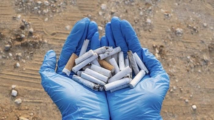 Infografis : Selamatkan Lingkungan dari Sampah Terkecil: Puntung Rokok
