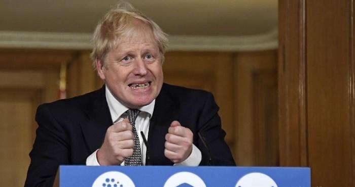 Berlakukan Lockdown, PM Inggris Pastikan Varian Baru Corona Lebih Menular