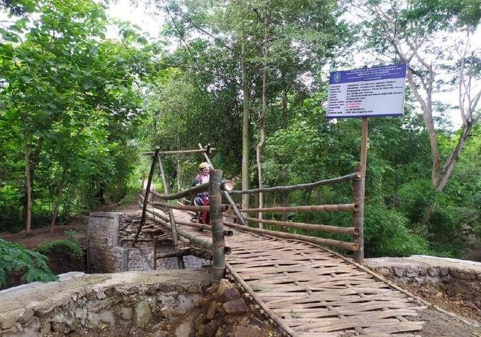 Heboh soal Jembatan Bambu Rp 200 Juta di Ponorogo