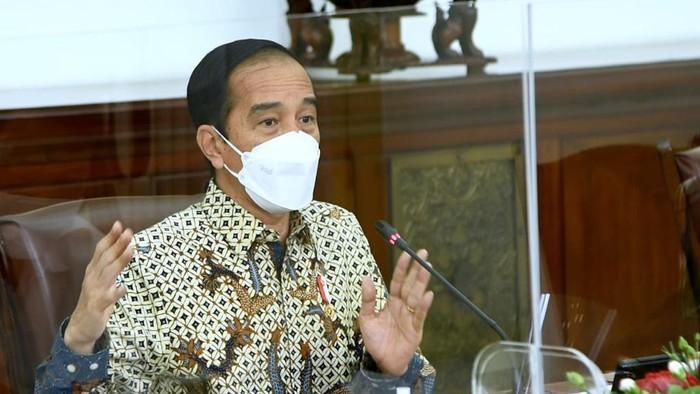 Presiden Minta Agar Ada Standar Dalam Pembuatan Masker, Diharapkan Agar Lebih Efektif