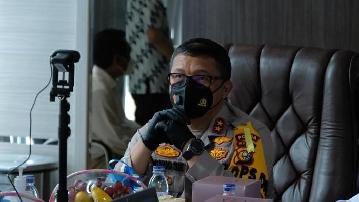 Pengedar 20 Kg Sabu Timses Cabup Pelawawan, Polisi Usut Aliran Dana