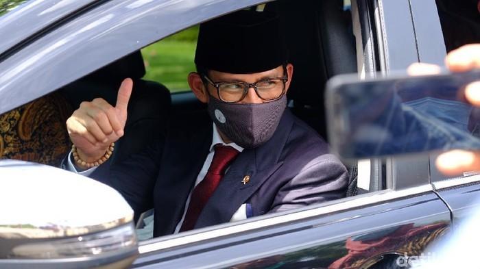 Sandiaga Uno Ungkap Alasan Mau Jadi Menteri Jokowi