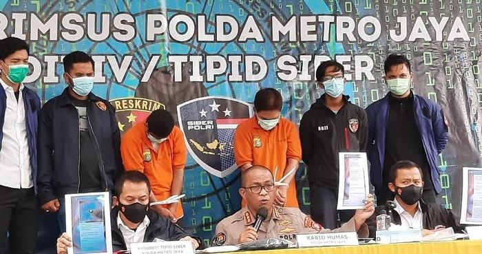 Motif Pelaku Penyebar Ancaman Bunuh Kapolda Metro di WhatsApp