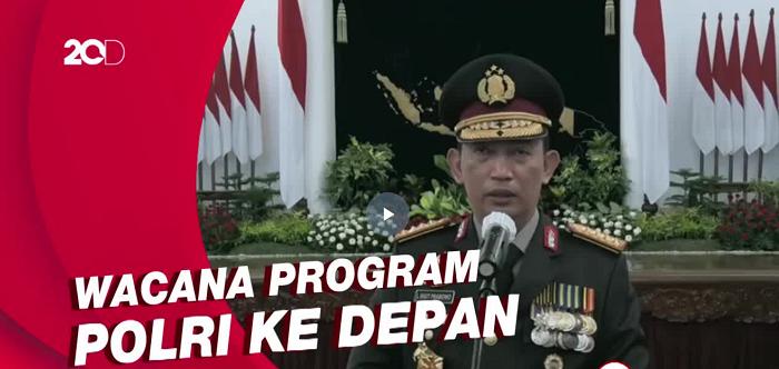 Jenderal Listyo Berkomitmen Membuat Polri Humanis dan Transparan