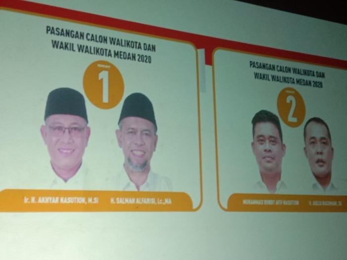 H-1 Pilkada, KPU Medan Jamin Distribusi Logistik Sudah Tuntas