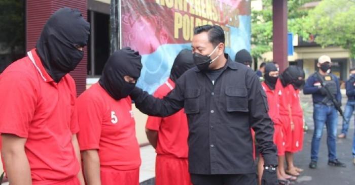 3 Warga Jepara Ketahuan Selendupkan Sabu di Sabun Batangan ke Lapas Pati