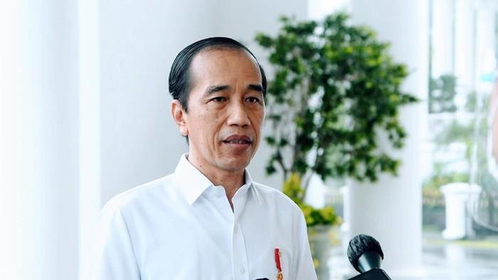 Pernyataan Jokowi Persoalan Kasus di Sigi-Tewasnya Laskar FPI