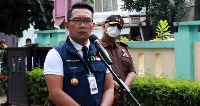 Pernyataan Lengkap Ridwan Kamil Minta Mahfud Md Tanggung Jawab Kerumunan HRS