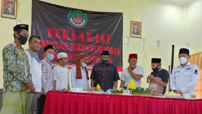 Deklarasikan Persatuan Dukun Nusantara, Muhammadiyah: Perdukunan itu Terlarang