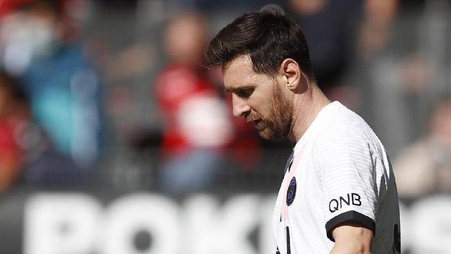 Messi Diklaim Tak Mau Lari dan Cuma Jalan Kaki