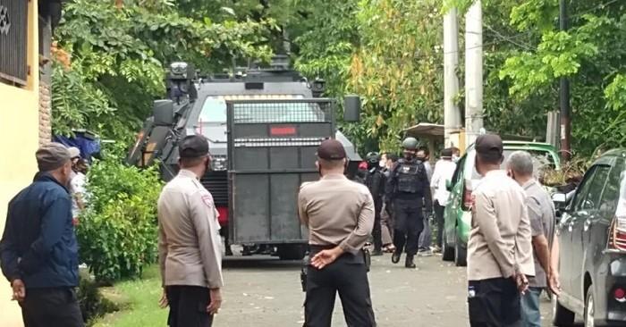 2 Teroris Makassar Kirim Dana ke Pelaku Bom Bunuh Diri di Gereja Filipina