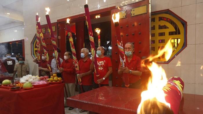 Perayaan Imlek di Riau dan Aceh - (Ada 4 foto)